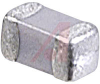Capacitor, Ceramic;100pF;Chip;Case 0402;NPO;+/-5%;50WVDC;SMD;2.5% ,cut tape -- 70002476 - Image