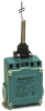 Global Limit Switches Series GLS: Wobble - Cat Whisker, 1NC 1NO Slow Action Break-Before-Make (B.B.M.), 20 mm -- GLEC03K8B-Image