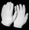 Cotton Inspection Gloves - Image