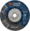 4-1/2 x 1/8 TIGER ALUMINUM Type 27 Cut/Grind Combo Wheel ALU30T 5/8-11 Nut -- 58216 - Image