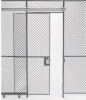 WIREWAY/HUSKY™ Partition System Sliding Doors -- 4734718