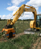 Hydraulic Soil Compactors -- TC Series