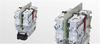 Triple Pole NO Contactor -- CT1315/04 H 110ET-00