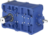 Right Angle Helical Gearboxes -- HC Series