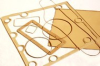 EMI Flange-Mount Connector Gaskets