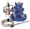 Diaphragm Operated Temperature Regulator -- OB-2000 - Image