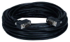 75ft QVS Ultra Thin SVGA HD15 M/M Triple Shielded Cable -- CC388M-75