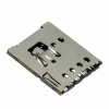 Memory Connectors - PC Card Sockets -- 1253-1607-6-ND