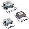 Flyback Transformers for Linear Technology LT3750 / LT3751 -- DA2032-AL -- View Larger Image