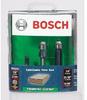 Bosch RBS020XW 3 Piece 1/4-Inch Shank Laminate Trim Rout…