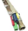 Aluminized Fiberglass Jacket, Heat, Spark & Flame Protection -- ALFG-28