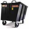Heavy Duty Dumping Container Cart -- 256 Series