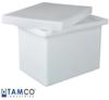 Tamco Heavy Duty Polyethylene Tanks with An Internal Flange -- 6323