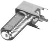 RF Coaxial Board Mount Connector -- RFF-1442-1 -Image