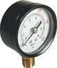 0-100 PSI Bottom Mount Air Pressure Gauge -- 8070336 -- View Larger Image