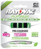RAYOVAC - PL714-2 GEN - RECHARGEABLE BATTERY, 1.24V -- 255410