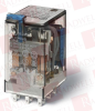 IND. PLUG-IN RELAY 3PDT 10A 24V DC COIL AGNI CONTACT LOCKABLE TEST BUTTON -- 553390240010