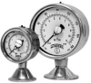 PAG Series 3A Food, Beverage & Dairy Sanitary Gauge -- PAG15798 - Image