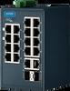 16 + 2G Combo ports Entry-Level Managed Switch Supporting Modbus/TCPView Product -- EKI-5626CI-MB -Image