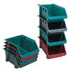 LEWISBins+ Stack and Nest Fiberglass Bins -- 5206827