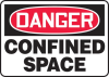 Confined Space Signs -