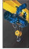 RH Electric Wire Rope Hoist -- RH02D-20D4C-2 - Image