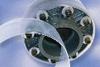 Chemfluor® Fluoropolymer Flange and Valve Shields - Image