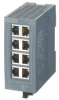 Ethernet Switch,Unmanaged,8 Ports -- 12N879