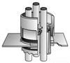 Rigid/EMT Conduit Cabinet Compound Bushing -- HRK-100