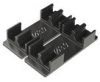 Fiber Clips - 4 Slot - 3.9mm -- EFA04-71-P03 -- View Larger Image
