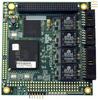 MIL-STD-1553 Two-Channel PC/104+ Board, 8 Avionics Discrete I/O, 16/8 ARINC429, 4 RS-485 -- BRD1553PC104-ALL - Image