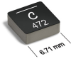 XGL6030 Series Ultra-Low Loss Shielded Power Inductors -- XGL6030-183 -Image