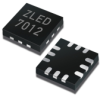 Low Voltage Four-Channel LED Driver -- ZLED 7012