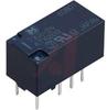 Relay;E-Mech;High Voltage;DPDT-NO/NC;Cur-Rtg 2A;Ctrl-V 4.5DC;Vol-Rtg 30DC;8 Pin -- 70158625
