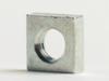 Square Nut CL.4 Steel Zinc DIN562, M2.5X.45 -- M53069 - Image