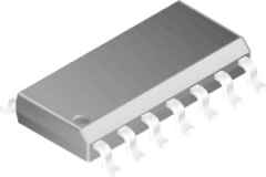 Logic Type:Programmable Timer; Logic Case Style:SOIC; No. of Pins:14; Leaded Process Compatible:No; Mounting Type:Surface Mount; No. of Inputs:3