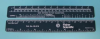 Vinyl Measuring Ruler- 10/Pack -- 09-016