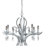 29497 Mid. Chandeliers-Candle -- 373581