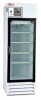 Thermo Scientific General Purpose Lab Refrigerators 72 cu ft Refrigerator, stainless steel, glass door, chart recorder, 120V -- 1758136