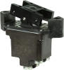 TP Series Rocker Switch, 2 pole, 3 position, Screw terminal, Flush Panel Mounting -- 2TP8-6 -Image