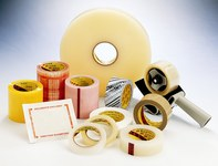 Assortmant of Scotch Filament Tape
