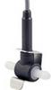Cole-Parmer Turbine Flow Sensor, PFA, 0.06 to 2 LPM, 7 mm ID -- GO-32516-00