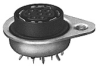 TE Connectivity 750340-2 Shielded Miniature Circular DIN Connectors -- 750340-2