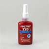 Henkel Loctite 220 Threadlocker Blue 50 mL Bottle -- 39186