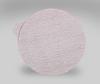 3M 268L Coated Aluminum Oxide Disc Very Fine Grade 60 Grit - 5 in Diameter - 5 Vacuum Holes - 54520 -- 051111-54520 - Image