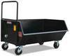Heavy Duty Low Profile Industrial Chip Bin -- 044 Series