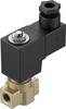 Air solenoid valve -- VZWD-L-M22C-M-N18-40-V-2AP4-8 -Image