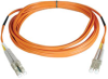 30M (100-ft.) Duplex MMF 50/125 PLENUM RatedPatch Cable (LC/LC) -- N520-30M-P