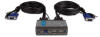 D-Link - KVM-221 - 2-Port USB KVM Switch with Audio Support -- KVM-221