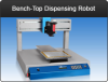 Bench-Top Dispensing Robot -- TSR2201 - Image